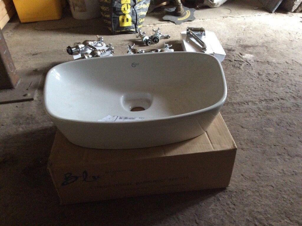 Brand new hand vanity basin