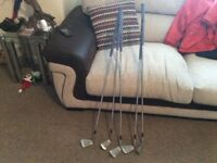 Nicoll of Scotland golf clubs