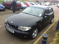 BMW 120i SPORT sale or p/x for LHD