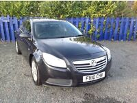10 PLATE VAUXHALL INSIGNIA EXCLUSIVE 130 CDTI 2.0cc//SERVICE HISTORY BOOK//STUNNING CAR
