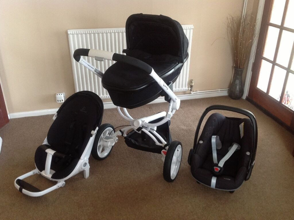 Quinny Mood Pram Buggy And Car Seat Rain Covers