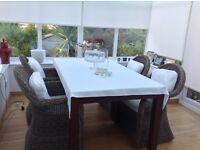 Dining Chairs (Rattan)