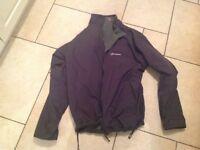 Berghaus reversible fleece/jacket. LARGE mens