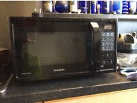Samsung combi microwave oven with grill £10