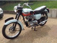 Triumph Bonneville T120 1959