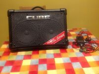 ROLAND STREET CUBE EX Very good condition.