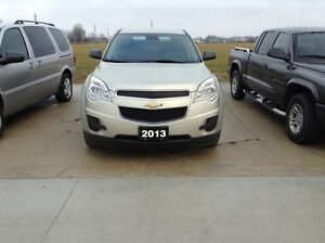 2013 Chevrolet Equinox 6 MONTHS NO PAYMENTS / QUICK & EASY FINAN
