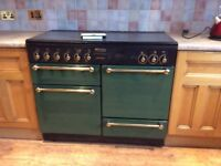 3 Oven cooker Gas and electric