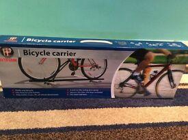 4 Roof bike rack/bicycle rack new still in box.