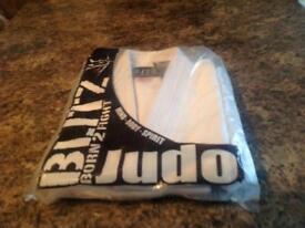 Childs judo suit