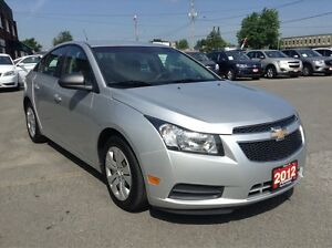 2012 Chevrolet Cruze 1 OWNER OFF LEASE-MANUAL-52MPG Windsor Region Ontario image 6