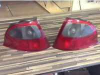 ROVER 25 REAR LIGHTS PRICE FOR THE PAIR