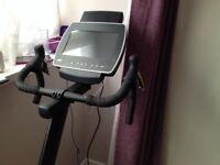 Excercise bike Le Tour de France Proform ifit5 bike