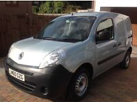 RENAULT KANGOO 1.5 ML19 DCI, ECO DRIVE (85) 2010 (60 PLATE) **NO VAT** BLUETOOTH, ONE OWNER