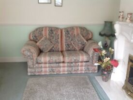 2 2 seater sofas for sale. Excellent condition