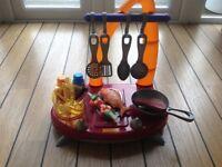 Toy cook station/mini kitchen