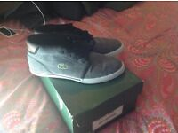 Lacoste Ampthill trainers/boots