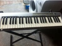 Evolution EKeys 49. Must collect. Excellent condition.