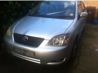 Toyota Corolla parts For Sale