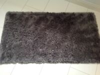Next Grey Rug in good clean condition