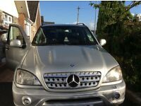 Mercedes ML55 AMG