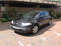 Only 67000 miles diesel Renault Megane 1461 cc £30 road tax