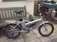 Electric bike parts and spares