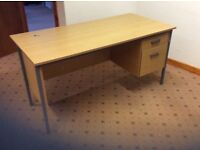 Office furniture - free, collection only