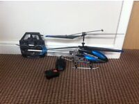 HUGE 2.4GHZ RC RADIO REMOTE CONTROL HELICOPTER 9118 DOUBLE HORSE 3.5CH