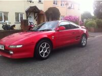 Toyota MR2 T-Bar Mk 2 up for reluctant sale