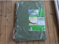 12 sheets Wickes fibreboard underlay for laminate flooring left over from a job