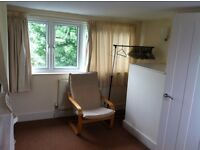 double room near mill road in shared flat