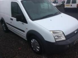 Ford transit connect 2007 starts and drives perfect long MOT to the middle of 2018 and ready to go