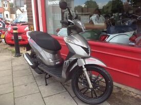 Brand new Lexmoto Urban 125cc FREE ALARM OFFER ON THIS SCOOTER