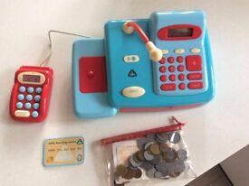Children's ELC Electronic Cash Register