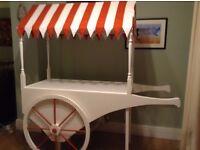 Bespoke Candy Display Cart (Wedding, business, shop)