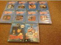 Gerry Anderson Thunderbirds DVD Set