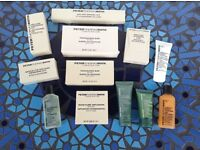HUGE JOB LOT: 240+ travel size toiletries & products (Peter Thomas Roth)