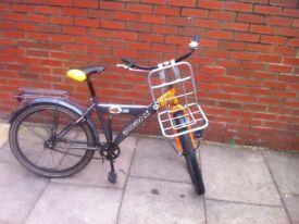 Popal fun3jet 1 speed mountain bike