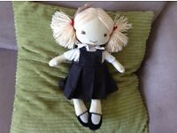Childs keepsake doll .