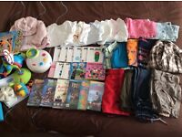 Bundle Of Mixed Children's Items - Carboot