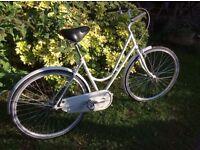 Single Speed Dutch Ladies Bike Size 19/M in Excellent Condition