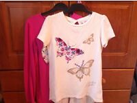 Two Girl's Ted Baker tops