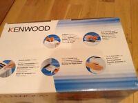 Kenwood toaster unused