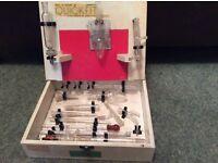Vintage Lab Equipment Kit