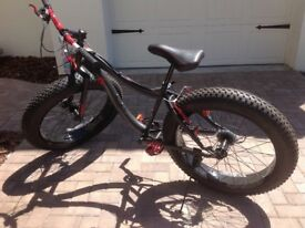 RARE NEW Awesome Star Wars Darth Vader USA MTB Limited Edition Huffy Fat Tyre Bike