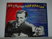 Mr Crosy & Mr Mercer Album. Record in excellent condition.