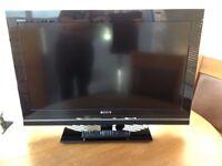 "Sony Bravia 32"" HD TV."