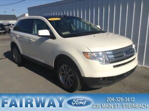 2008 Ford Edge Limited 4D Utility AWD Leather  Pano Roof