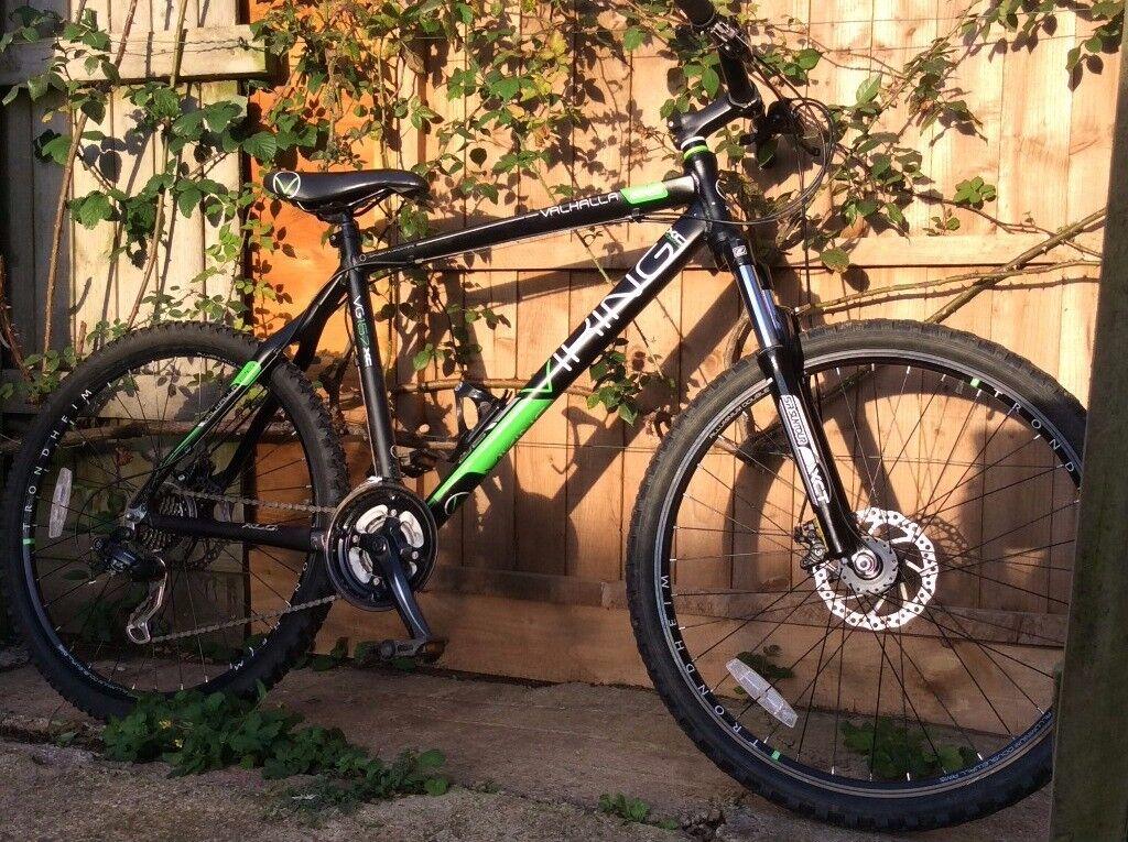Viking Valhalla front suspension Mountain Bike 20 inch frame | in ...